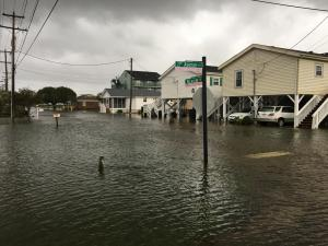 Pictures Cherry Grove NC 2 hr BEFORE high tide!