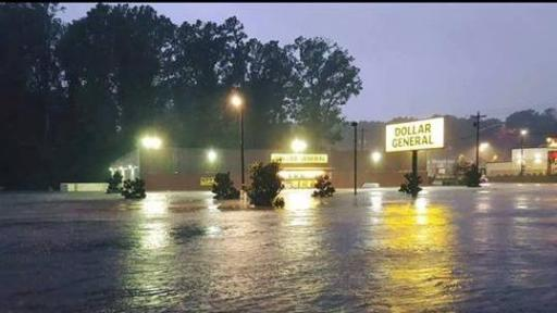 Tarboro Flooding