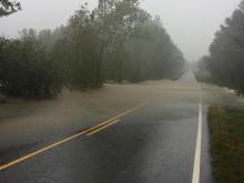 This is Hart Rd in Franklin Co