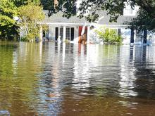 Linden flood
