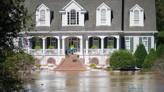Nash County Flooding