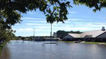 IMAGES: Turning to God after total loss in Goldsboro
