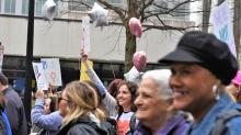 Women's March in Raleigh pictures