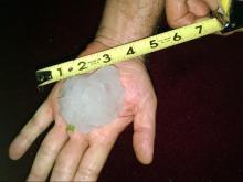 Hail !