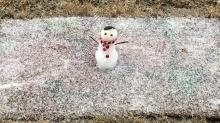 IMAGES: What are the chances of a white Christmas for central NC?