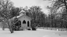 IMAGES: Person, Durham county communities enjoy deepest snow