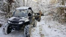 IMAGES: Snow on roads: Beautiful, dangerous
