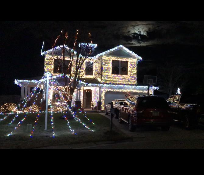 Best Holiday Lights Displays In And Around The Triangle Wralcom