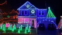 IMAGES: Photos: Holiday lights displays