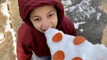IMAGES: Fun day, snow day photos