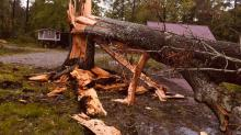 IMAGES: Photos: Storm damage in NC