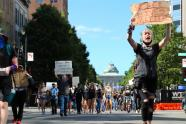 IMAGES: Photos: Weekend protests, riots across Raleigh