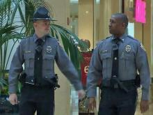 Crabtree Valley Mall security
