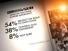 WRAL News surveyed 500 North Carolina residents between Jan. 9 and Jan. 12 about gun rights, gun control and the part mental health and violence in entertainment play in mass shootings.