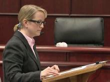 Prosecution's opening statement