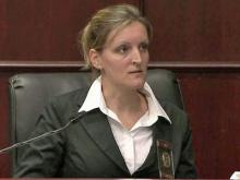 City-County Bureau of Investigation agent Shayne Smithey