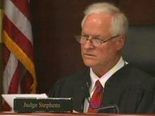 Superior Court Judge Donald Stephens