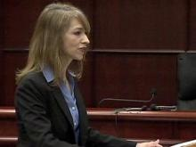 Wake County District Attorney Amy Fitzhugh