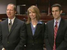 Prosecutors react to guilty verdict