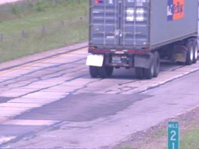 I-85 In Vance County Voted No. 1 On 'Rough Roads' List