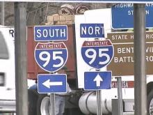 Much of I-95 Is 50 Years Old, Showing Its Age