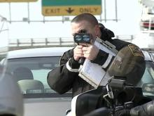 Operation Yellow Jacket Stings Highway Speeders
