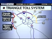 Public Can Learn More About Proposed Wake Toll Roads