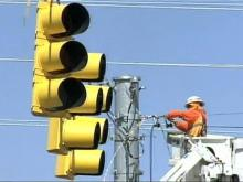 Lane Closures In Raleigh Needed To Repair Downed Traffic Lights