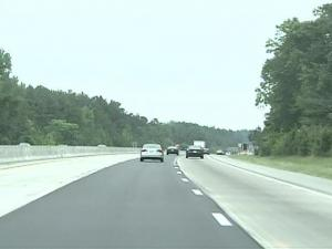 The state Department of Transportation plans to close two of three eastbound lanes on Interstate 40 from 8 p.m. Friday to 6 a.m. Monday if the weather cooperates. One lane has been partially repaired so far.