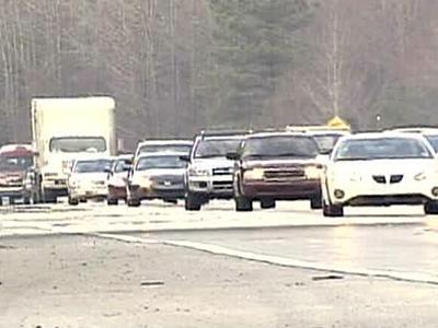 Relief could be coming within the next few years to some commuters along a five-mile stretch of Interstate 40 in Wake County.