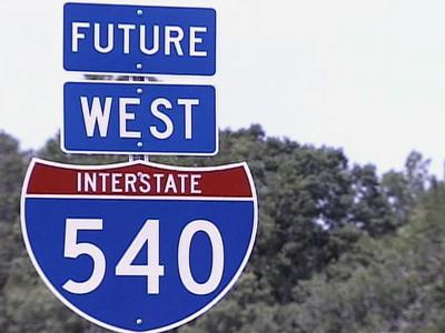 A new stretch of Interstate 540 expected to ease congestion could come earlier than expected for some of the 40,000 daily commuters bound for Research Triangle Park.