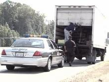 Highway Patrol Cracks Down on Overweight Trucks