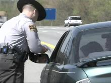 Trooper Out in Force for Operation Slow Down