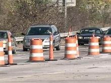 I-40 Weekend Lane Closures Slated in Raleigh