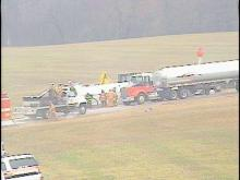 Fuel Tanker Spill in Johnston County
