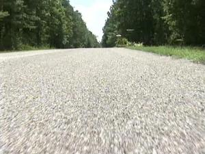 The North Carolina Department of Transportation used a paving method called BST on a road in the Whistling Quail subdivision in Apex, but residents who live there say gravel from the job is damaging vehicles and is dangerous. The DOT says the treatment was much more cost-efficient in the low-traffic area.