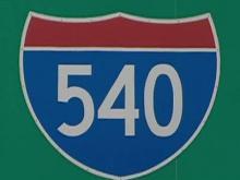 More tolls on I-540?