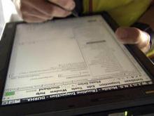 Bridge inspection software program