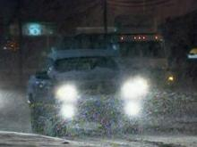 Person County motorists brave conditions