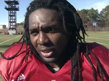 N.C. State football standout warns of drowsy driving