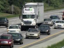 Widening eases I-40 bottlenecking