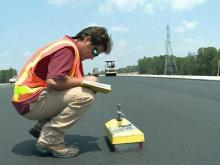 Heat puts toll road construction ahead of schedule