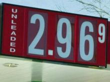 Gas prices dip before holidays