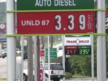 Louisburg strip has Triangle's cheapest gas