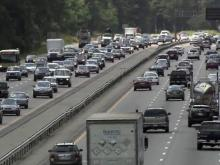 Interstate 40 traffic, I-40 traffic