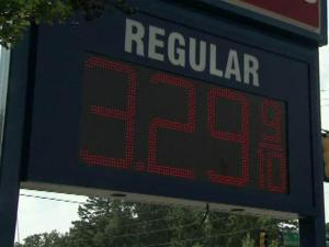 Less than three months after gas prices hit the $4 mark in North Carolina, Triangle drivers are filling up for as little as $3.09 a gallon. Across the nation, gas prices are down 15 cents in the last two weeks. In the Triangle, the price for unleaded fuel has lowered by 24 cents.