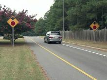 Cary intersection doesn't qualify for traffic light