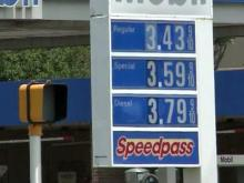 Local gas prices on the rise again