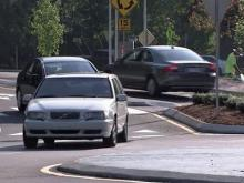 Raleigh's troublesome traffic circle is getting a makeover