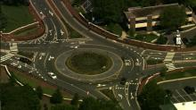 IMAGES: Raleigh drivers: Get ready for more roundabouts